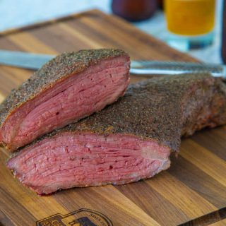 Smoked Tri-Tip & A Weber Giveaway