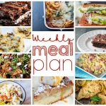 Weekly Meal Plan Week 7