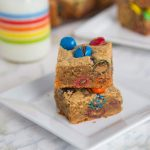 M&M Peanut Butter Bars & Kitchen Aid Giveaway