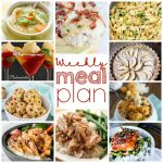 Weekly Meal Plan Week 10