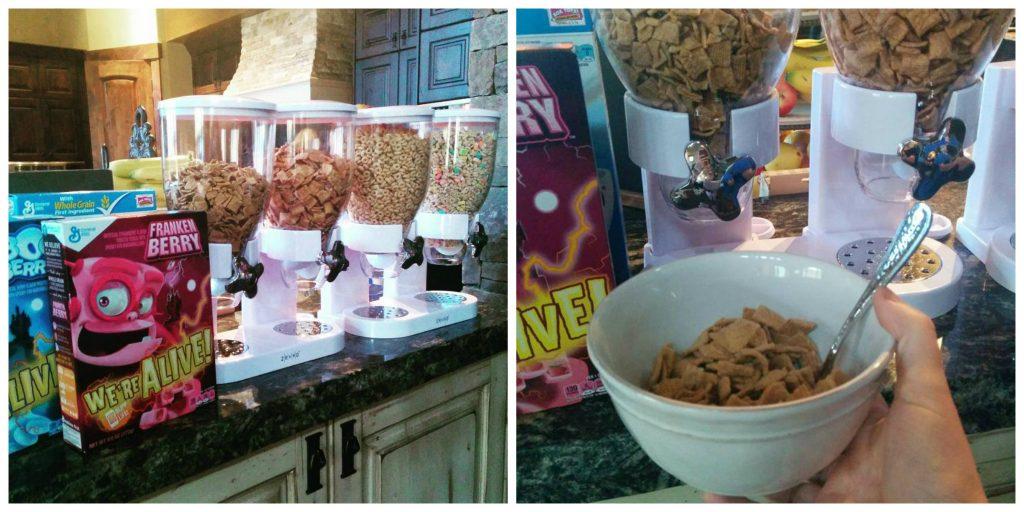 Breck Cereal Bar
