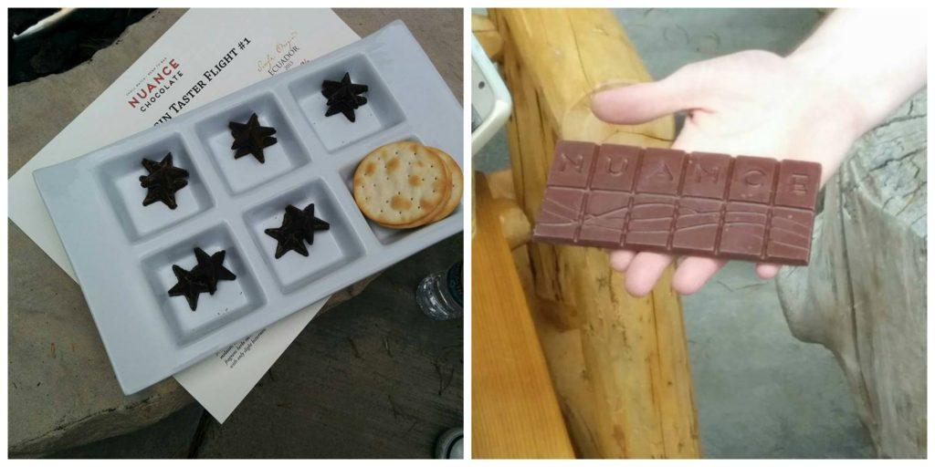 Nuance Chocolate