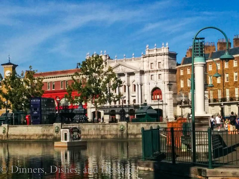 Universal Studios Orlando - Entrance to Diagon Alley