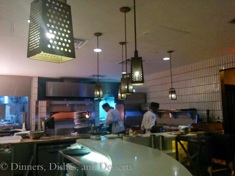 Universal Studios Orlando - Vivo Italian Kitchen City Walk