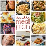 Weekly Meal Plan Week 18