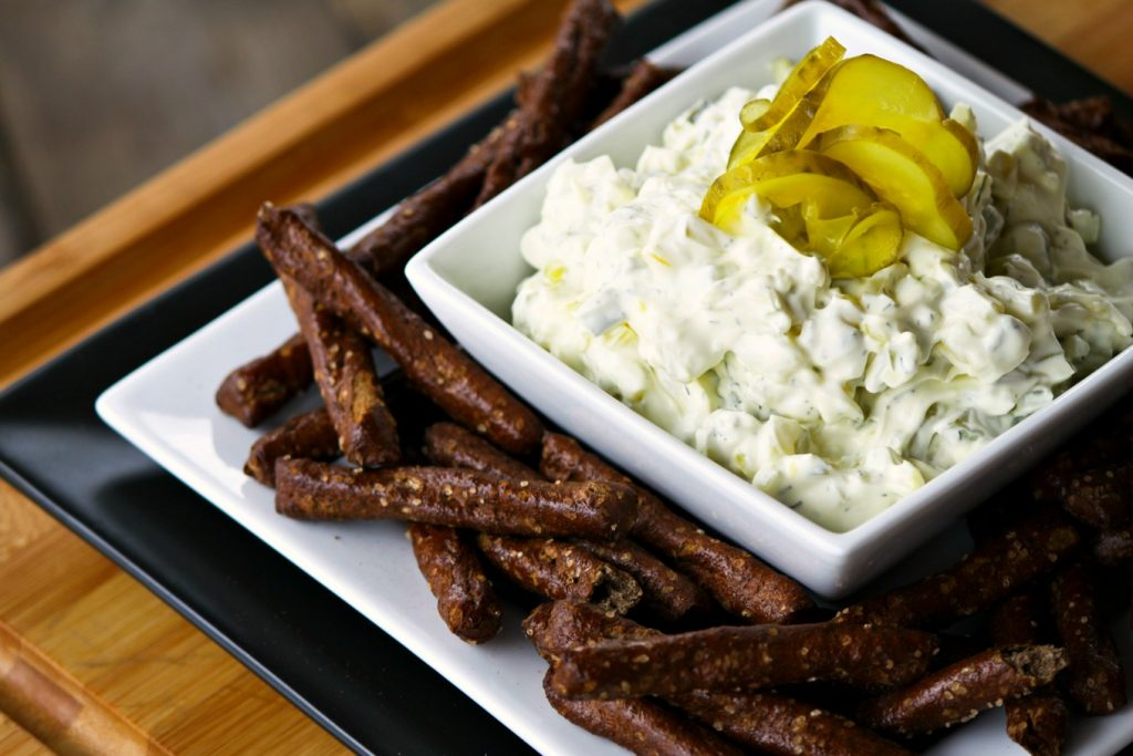 Dill Pickle Dip {Foodie with Family}