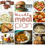 Weekly Meal Plan Week 24