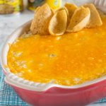 Green Chili Enchilada Dip