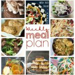 Weekly Meal Plan Week 28