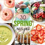 Great Spring Recipes