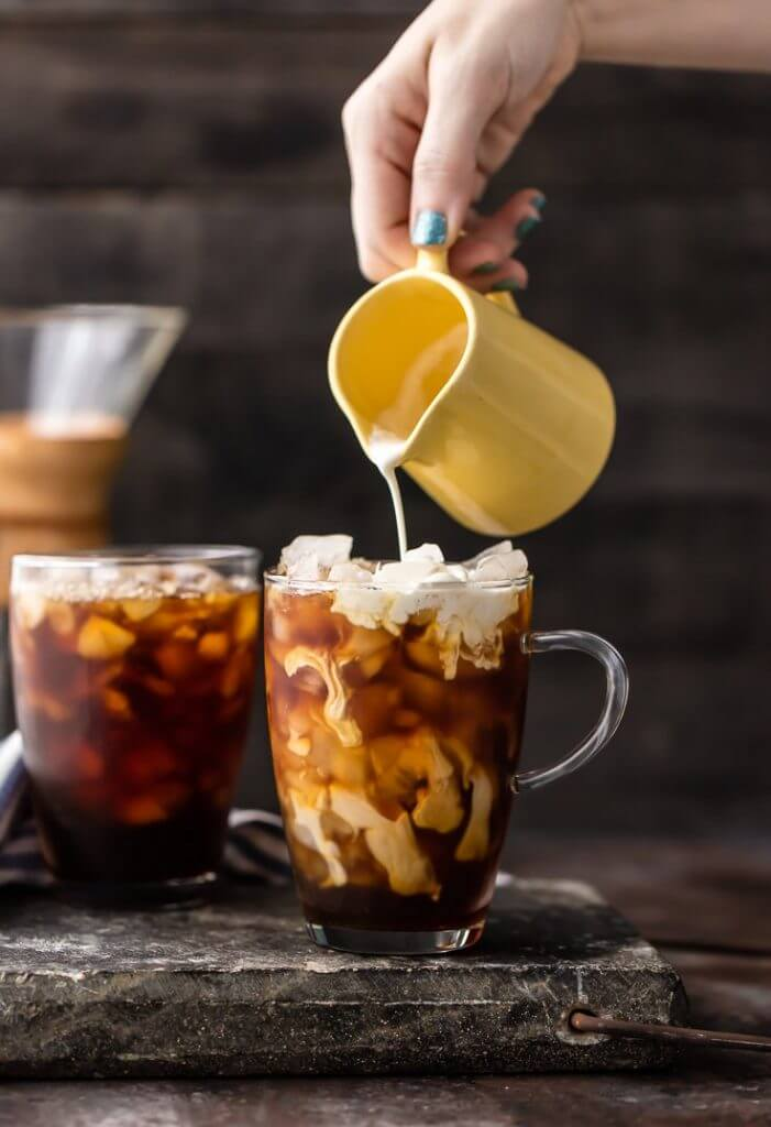 Thai Iced Coffee {The Cookie Rookie}