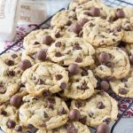 Malt Chocolate Chip Whopper Cookies