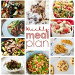 Weekly Meal Plan Week 43