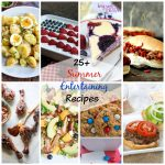 Summer Entertaining Recipes