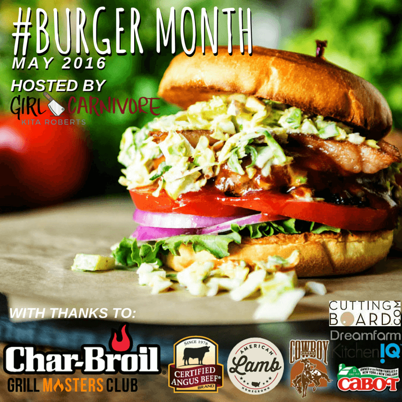 Burger Month Giveaway!