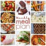 Weekly Meal Plan Week 48