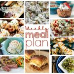 Weekly Meal Plan Week 52