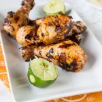 Chili Lime Grilled Chicken Drumsticks