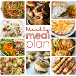 Weekly Meal Plan Week 56