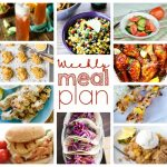 Weekly Meal Plan Week 55