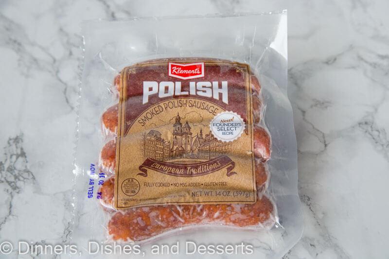 Klements Polish Sausage