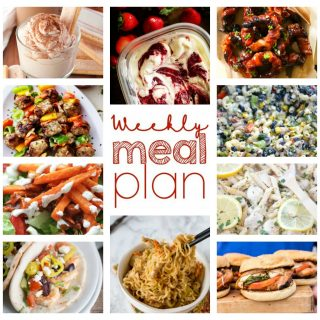 Weekly Meal Plan Week 57