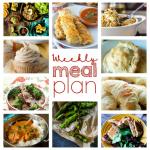 Weekly Meal Plan Week 64
