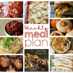 Weekly Meal Plan Week 68
