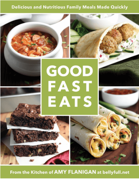 Good Fast Eats by BellyFull