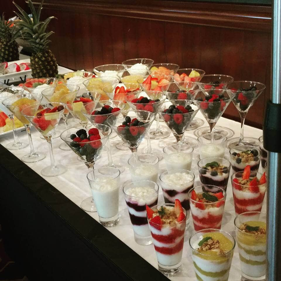 Dining Guide Pride of America - Cagney's Steakhouse breakfast