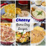 Cheesy Game Day Recipes