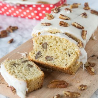 Maple Pecan Loaf