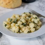 Parmesan Gnocchi with Sage Butter