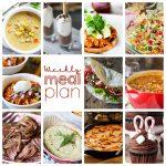 Weekly Meal Plan Week 76