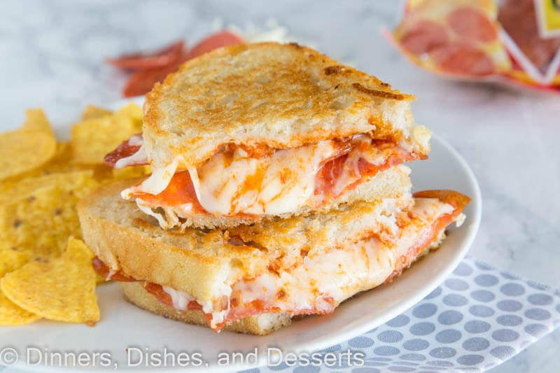 pizza grilled cheese pepperoni pizza grilled cheese dinners dishes and desserts 30864