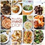 Weekly Meal Plan Week 83
