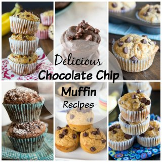 20 Delicious Muffin Recipes with Chocolate Chips