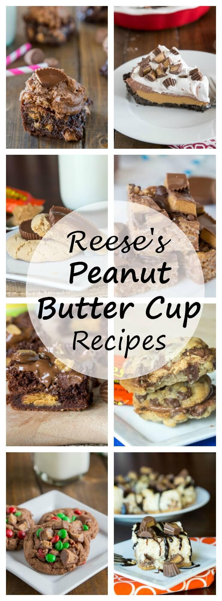 23 reese 39 s peanut butter cup recipes dinners dishes for Dessert recipes using peanut butter