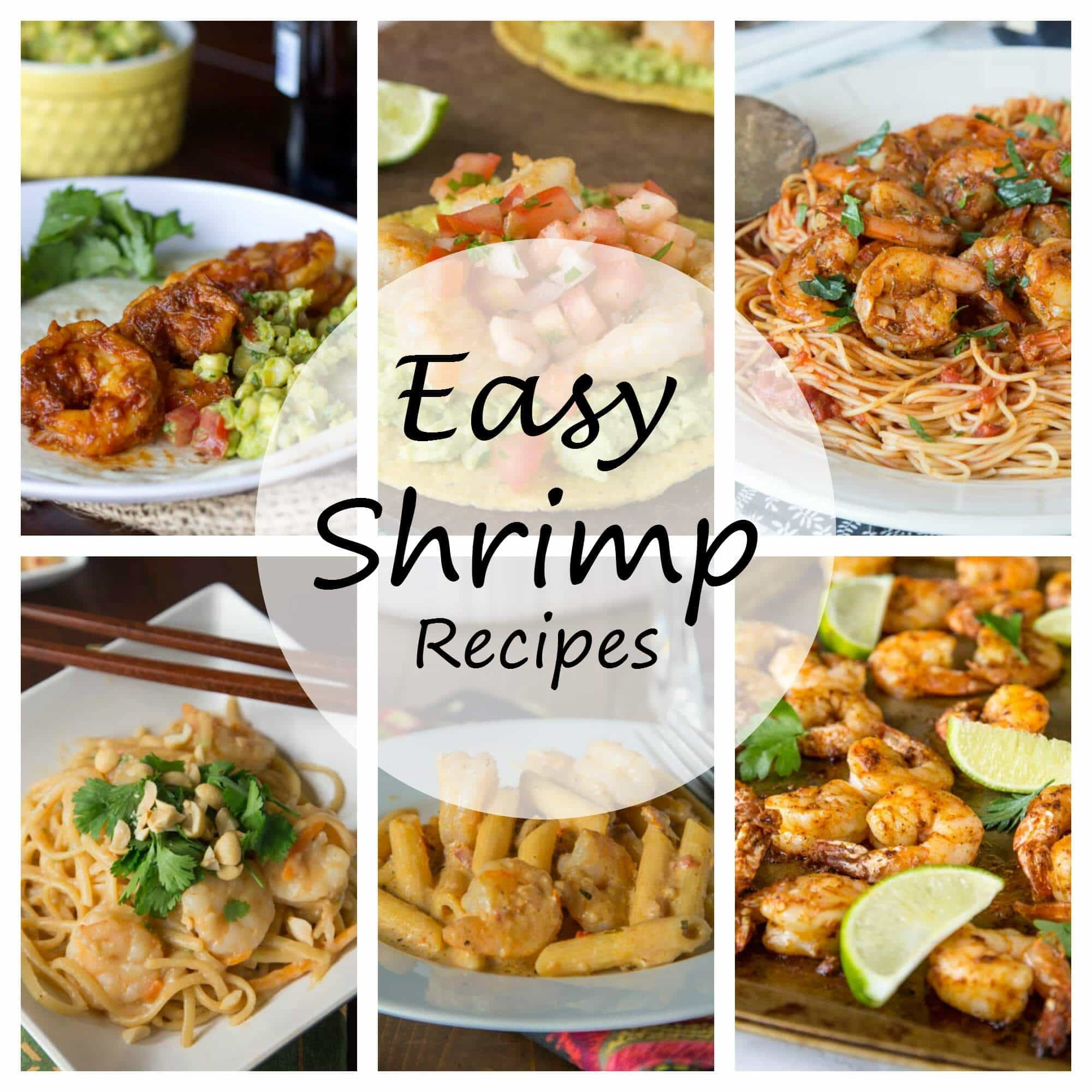 27 easy shrimp recipes dinners dishes and desserts What to make with shrimp for dinner