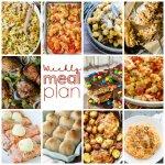 Weekly Meal Plan Week 88