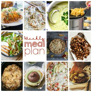Weekly Meal Plan Week 87
