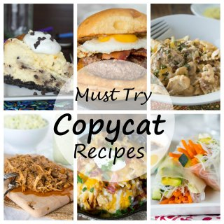 15 Copycat Recipes to Try