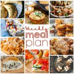 Weekly Meal Plan Week 94