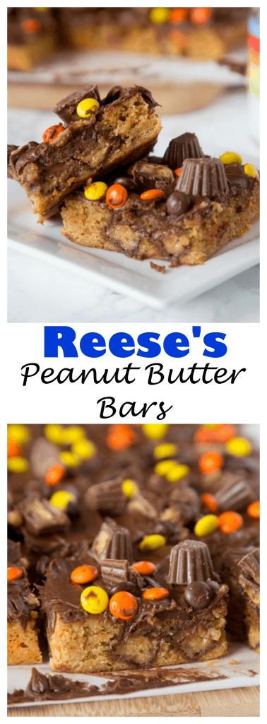 Peanut butter and Dessert bars