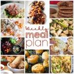 Weekly Meal Plan Week 93