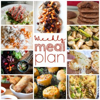 Weekly Meal Plan Week 93