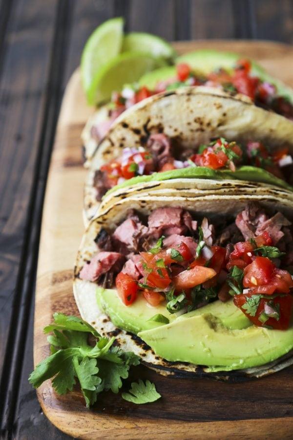 Carne Asada Tacos - What Should I Make For...