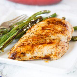 Honey Dijon Chicken Recipe