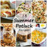 Summer Potluck Recipes