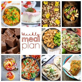 Weekly Meal Plan Week 100